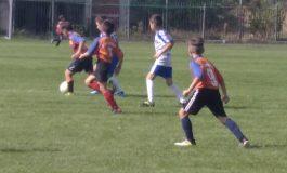 Много голове и емоции в мачовете при най-малките футболисти на Сливен и Ямбол