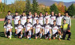 Юношите младша възраст на ОФК Сливен-2000 поведоха в класирането на Зона Пловдив