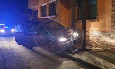"""14-годишен заби кола в стълб в """"Надежда"""" след гонка с полицаи"""