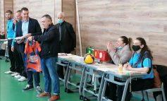 """Зала """"Асеновец"""" отвори официално след ремонта с волейболен мач"""