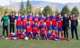 ОФК Сливен спечели дербито срещу Сините камъни при младшата възраст