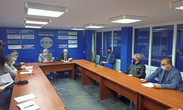 ГЕРБ Сливен събра партиите за споразумение за честна и почтена предизборна кампания