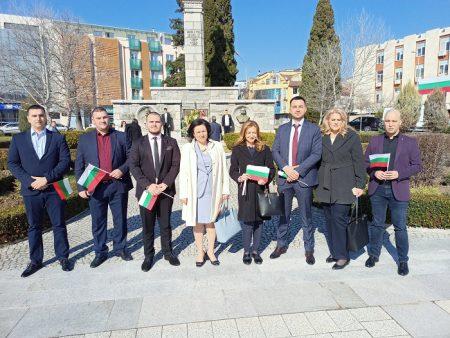 ГЕРБ-Сливен се поклони пред героите, загинали за Освобождението на България