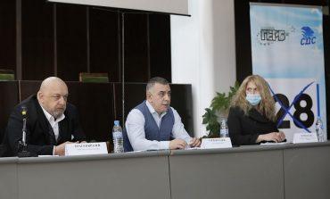 Красен Кралев в Сливен: Ще реконструираме терена на Военния стадион. Мислим за спортна зала с 1000 места