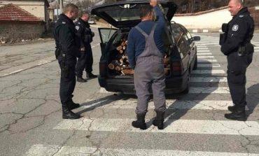 Спецоперация на полиция и прокуратура в Твърдица