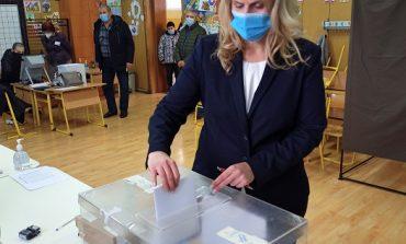 Мария Белова: Днес гласувах да продължи европейският път на развитие на страната ни