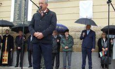 С тържествена церемония и военни почести Котел отбеляза 200 г. от рождението на Раковски