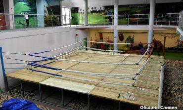 Боксьорите ще тренират в бившите хали