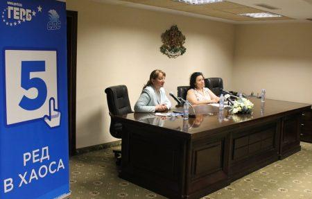 Десислава Танева в Добрич: Заради политически реваншизъм сме на път да изгубим 12 милиарда
