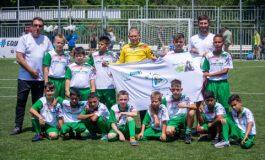 Голям интерес към безплатните футболни тренировки за деца в Сливенско