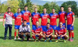 Аполон, Червени войводи и Сливен с разгромни победи в първенството