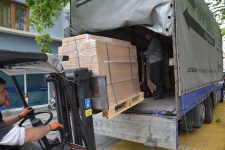 197 000 изборни бюлетини пристигнаха в областната администрация в Сливен