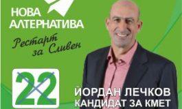 Лечков: Ако е феърплей - ще спечеля. Разчитам не на партии, а на хората