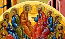 Днес е Петдесетница - рожденият ден на Църквата