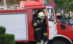 Пожарникари помагаха при катастрофа с жена в Сливенско