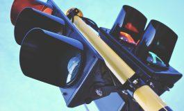 В средата на юли се очаква да заработи новият светофар пред пазара