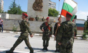 22 войници положиха клетва днес