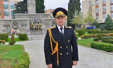 Поздрав за националния празник от старши комисар Димитър Величков
