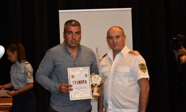 Наградиха най-добрите сливенски полицаи