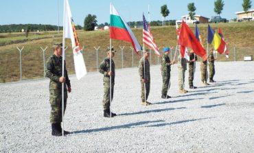 Приключи многонационалната военна подготовка на Ново село