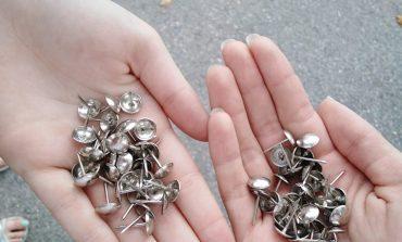 Злосторник пръска габърчета в детски парк в Сливен