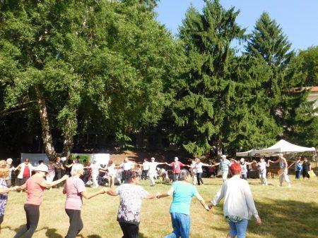 Каракачански събор на Карандила и празник на лятната естрада в Самуилово през почивните дни