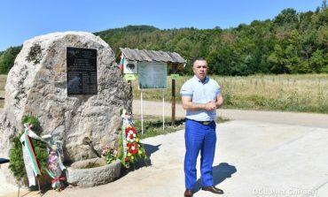 Кметът почете паметта на Хаджи Димитър и Стефан Караджа