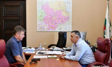 Обсъждаха икономическата зона между Сливен и Ямбол