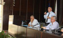 Общинската структура на ГЕРБ единодушно номинира Стефан Радев за кмет на Сливен