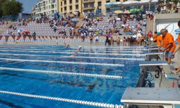 Сливенски ветерани с много медали от шампионата по плуване
