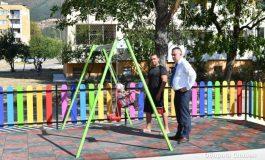 Нови детски площадки в 6 квартала на Сливен