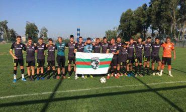 Млади сливенски футболисти участваха в турнир в Украйна