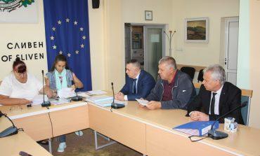 ГЕРБ-Сливен регистрира кандидатите си за местните избори