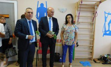 Министър Петков подчерта ролята на Община Сливен за добрата реализация на социални проекти