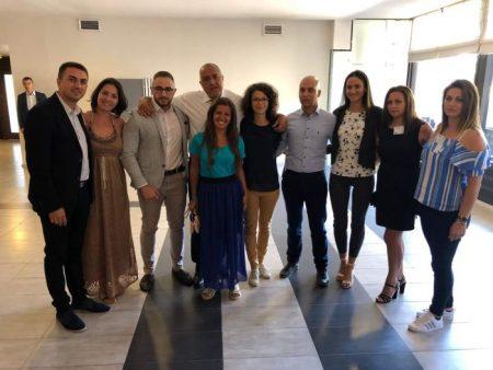 Сливенски  младежи  участваха в Летен университет на МГЕРБ