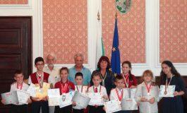 Димитър Митев: Общинският съвет винаги подкрепя талантите на Сливен