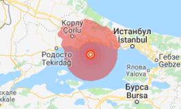 Земетресение в Турция се усети и в Сливен