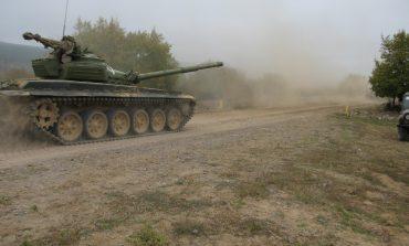 "На УП ""Ново село"" се проведе тактическо учение  ""Стоманен щит-2019"""