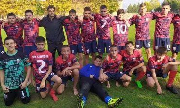 Ценна победа на млади сливенски футболисти
