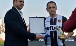 Георги Илиев влезе в историята на българския футбол с рекорд за най-много мачове