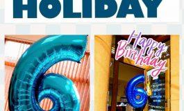 Рожден ден, подаръци и изненади в Хит Холидей