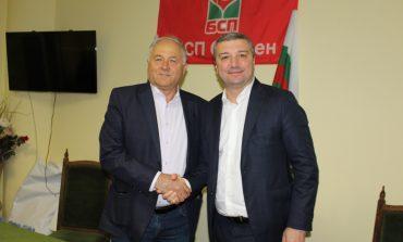 Драгомир Стойнев в Сливен: ГЕРБ са притеснени