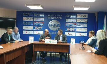 Николай Цонев, председател на Нова алтернатива: Местните избори ще са жесток шамар за управляващите