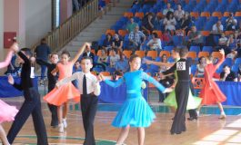 Сливен бе домакин на турнир по спортни танци