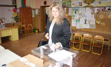 Мария Белова: Гласувах за успеха и бъдещето на Сливен