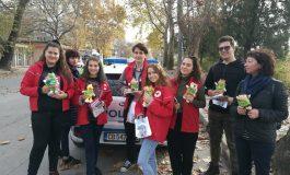 В Сливен отбелязаха Световния ден за възпоменание на жертвите от катастрофи