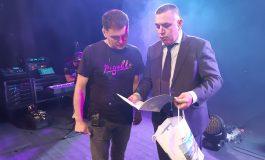 Виртуозният цигулар Васко Василев - впечатлен от Сливен