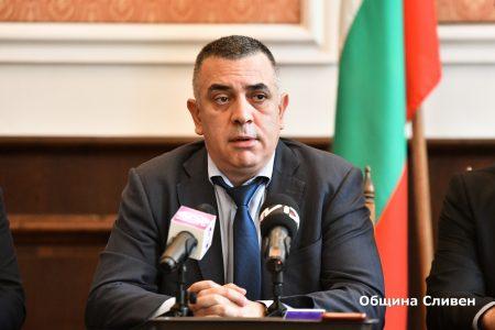Подготвят се нови инфраструктурни проекти в Сливен