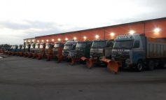 От 20 ноември е въведена зимна поддръжка на пътищата в Сливенско