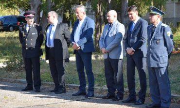 Демонстрация за празника на военната полиция в Сливен